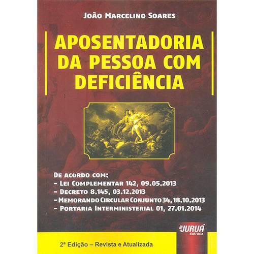 Livro - Aposentadoria da Pessoa com Deficiência