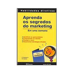 Livro - Aprenda os Segredos do Marketing