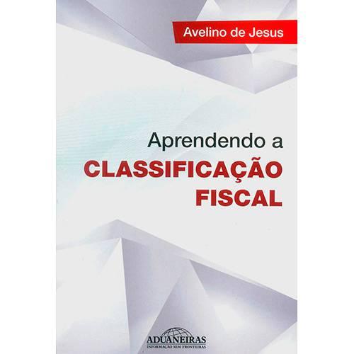 Livro - Aprendendo a Classificação Fiscal