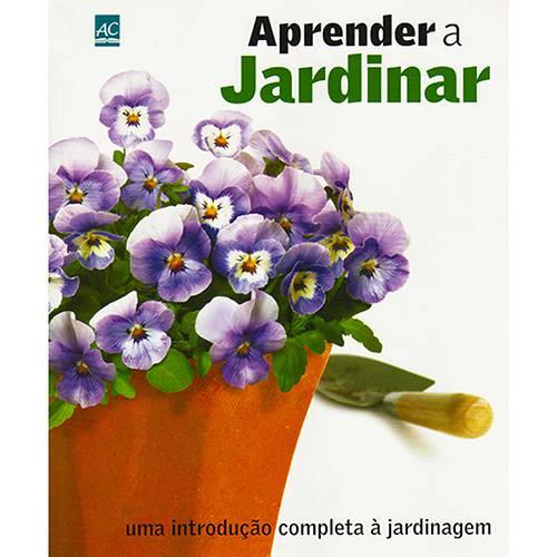 Livro - Aprender a Jardinar