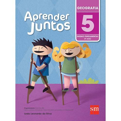 Livro - Aprender Juntos: Geografia 5º Ano