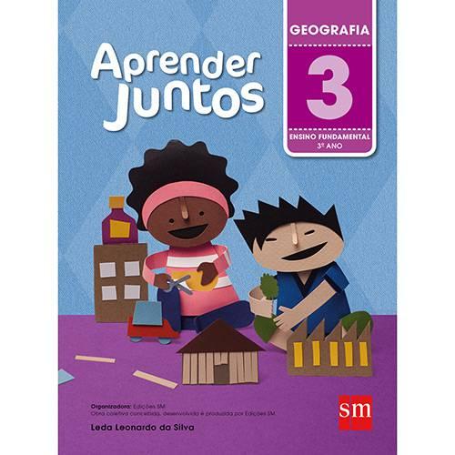 Livro - Aprender Juntos: Geografia 3º Ano