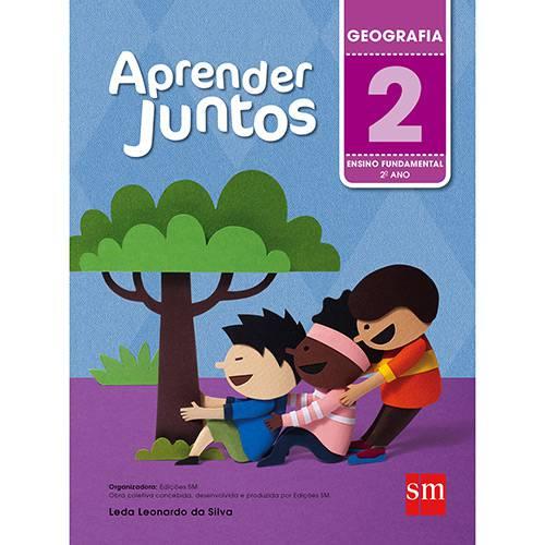 Livro - Aprender Juntos: Geografia 2º Ano