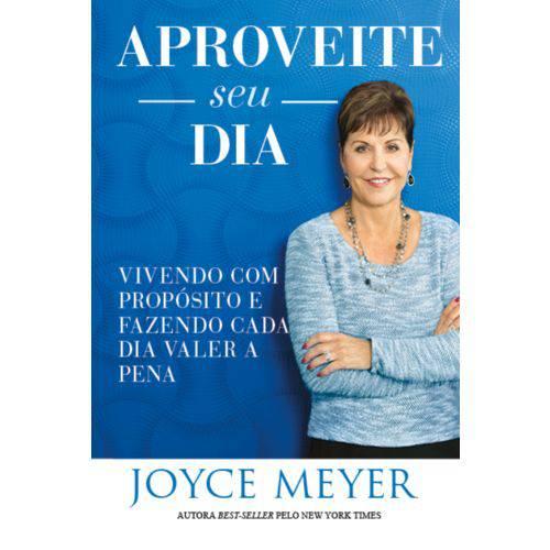 Livro Aproveite Seu Dia Joyce Meyer