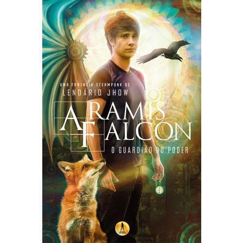 Livro: Aramis Falcon - o Guardião do Poder