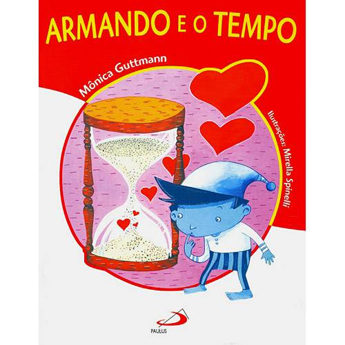 Livro - Armando e o Tempo