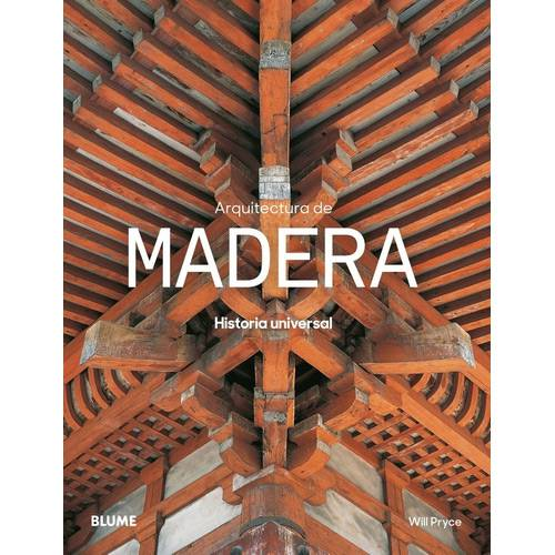 Livro - Arquitectura de Madera: Historia Universal
