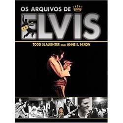 Livro - Arquivos de Elvis, os
