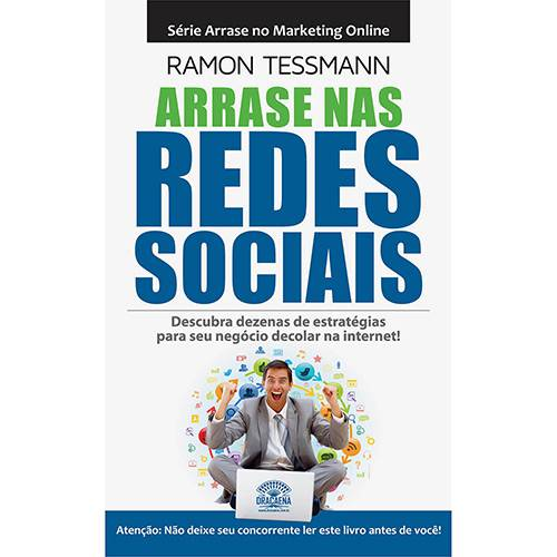 Livro - Arrase Nas Redes Sociais