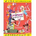 Livro - Art & Manias para Garotas Criativas