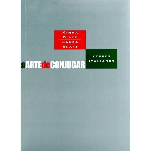 Livro - Arte de Conjugar Verbos Italianos, a
