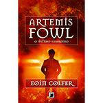 Livro - Artemis Fowl: o Último Guardião