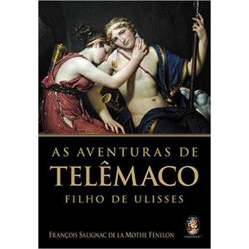 Livro - as Aventuras de Telêmaco - Filho de Ulisses