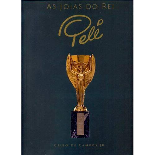Livro - as Joias do Rei Pelé