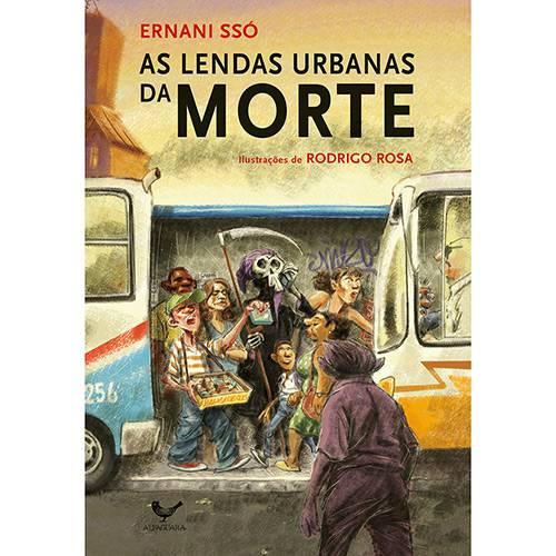 Livro - as Lendas Urbanas da Morte