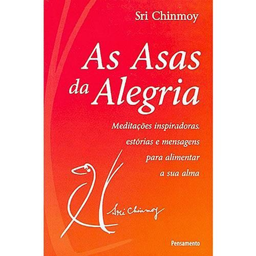 Livro - Asas da Alegria, as