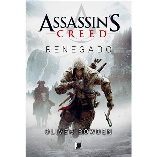 Livro - Assassin's Creed: Renegado