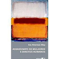 Livro - Assassinato de Mulheres e Direitos Humanos