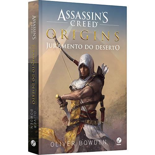 Livro - Assassin's Creed Origins: Juramento do Deserto