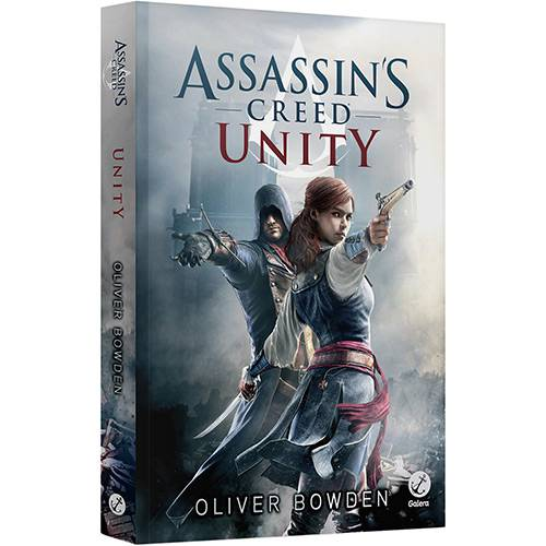 Livro - Assassin's Creed: Unity