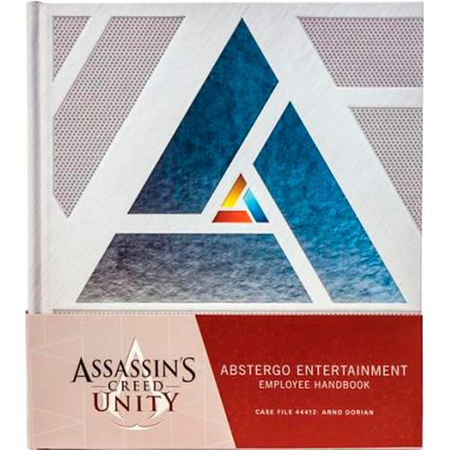 Livro - Assassin's Creed Unity