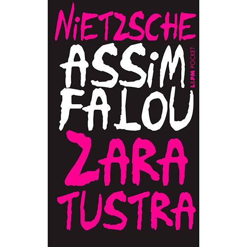Livro - Assim Falou Zaratustra - (Edicão de Bolso)