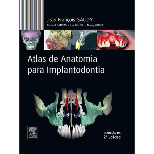 Livro - Atlas de Anatomia para Implantodontia