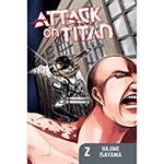Livro - Attack On Titan 2