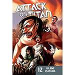 Livro - Attack On Titan 12