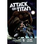 Livro - Attack On Titan 9