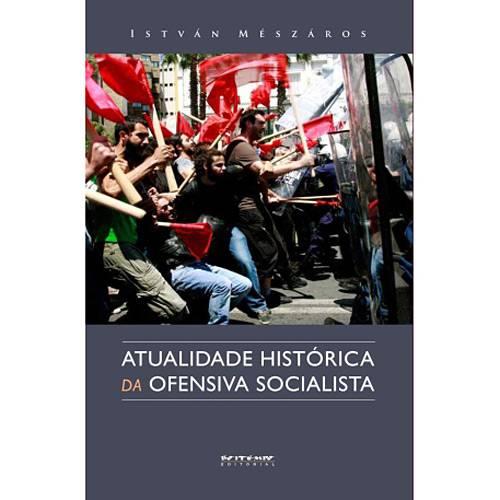 Livro - Atualidade História da Ofensiva Socialista