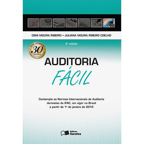 Livro - Auditoria Fácil