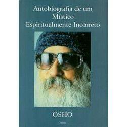 Livro - Autobiografia de um Mistico Espiritualmente
