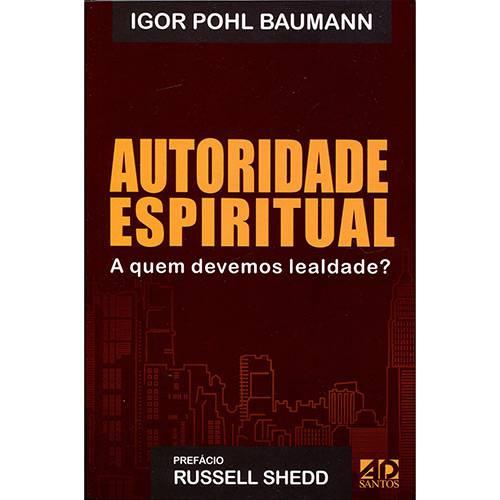 Livro - Autoridade Espiritual