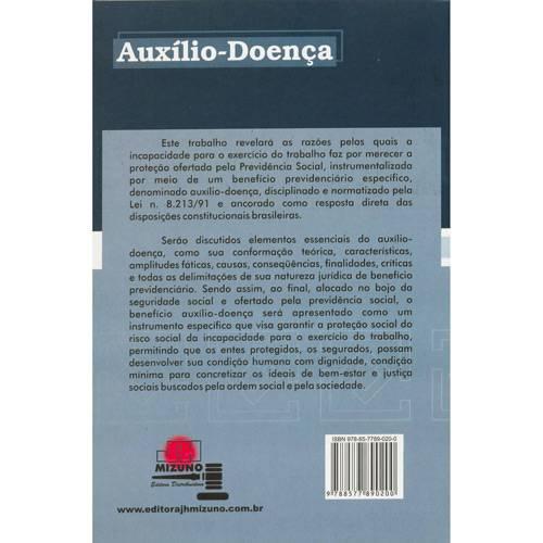 Livro - Auxílio-Doença