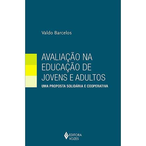 Livro - Avaliação na Educação de Jovens e Adultos