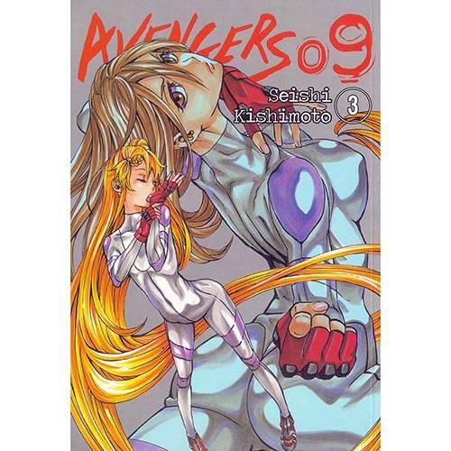 Livro - Avengers 09