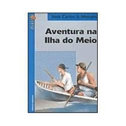 Livro - Aventura na Ilha do Meio