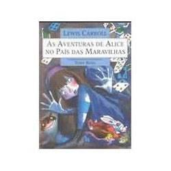 Livro - Aventuras de Alice no Pais das Maravilhas