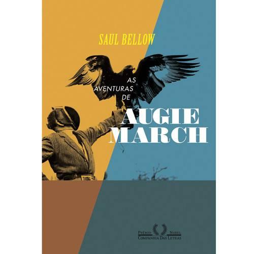 Livro - Aventuras de Augie March, as