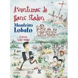 Livro - Aventuras de Hans Staden