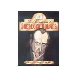 Livro - Aventuras de Sherlock Holmes, as