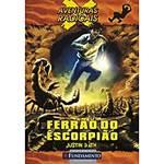 Livro - Aventuras Radicais - o Ferrão do Escorpião Vol. 4