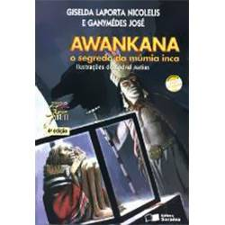 Livro - Awankana - o Segredo da Múmia Inca