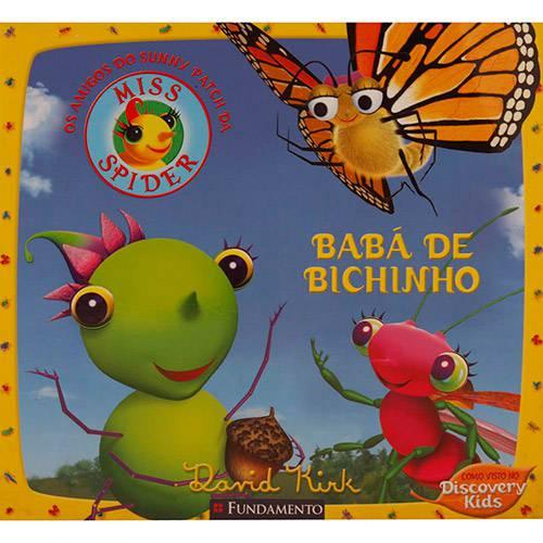 Livro - Babá de Bichinho: Coleção Miss Spider