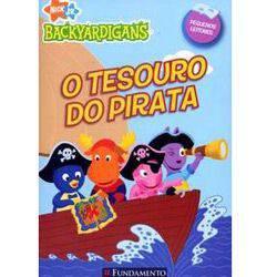 Livro - Backyardigans: Tesouro do Pirata, o