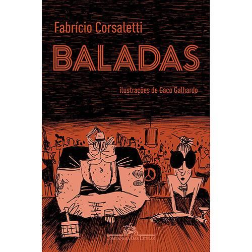 Livro - Baladas