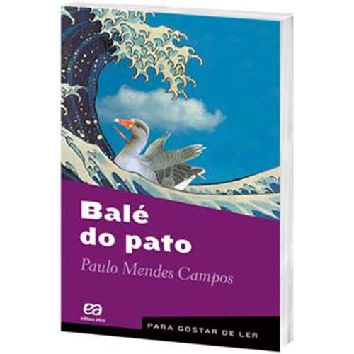 Livro - Balé do Pato