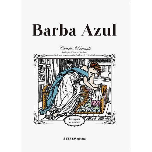 Livro - Barba Azul
