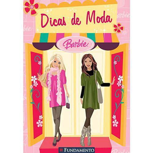 Livro - Barbie: Dicas de Moda da Barbie